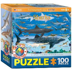 Sharks Science Jigsaw Puzzle