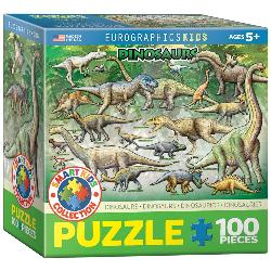 Dinosaurs Collage Jigsaw Puzzle