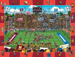 Football - Spot & Find  (Small Box) Sports