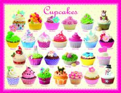 Kids Cupcakes (Small Box) Pattern / Assortment
