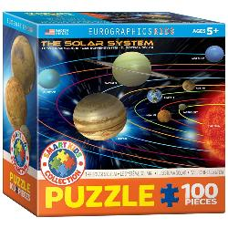 The Solar System Science Jigsaw Puzzle