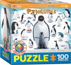 Penguins Birds Children's Puzzles