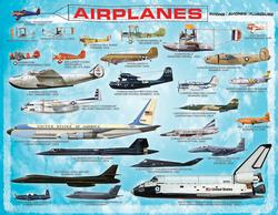 Airplanes (Mini) Pattern / Assortment Miniature Puzzle