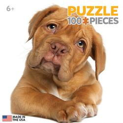 Puppy - Scratch and Dent Dogs Miniature Puzzle