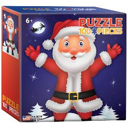Hello Santa! (Mini) Christmas Miniature Puzzle