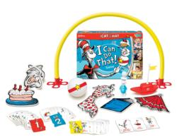 Dr. Seuss™ The Cat in the Hat I Can Do That!® Game Movies / Books / TV