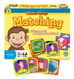 Curious George® Matching Game