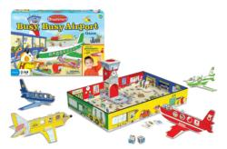 Richard Scarry's Busytown® Busy, Busy Airport Game - Scratch and Dent Maps / Geography