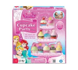 Disney Princess Enchanted Cupcake Party™ Game Children's Games