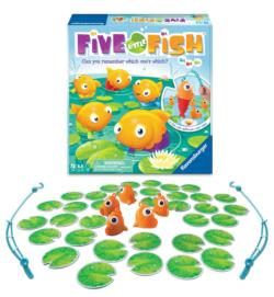 Five Little Fish® Game