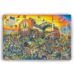 Indianapolis Colts Look & Laugh Puzzle