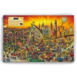 New York Giants Look & Laugh Puzzle