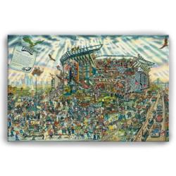 Philadelphia Eagles Look & Laugh Puzzle