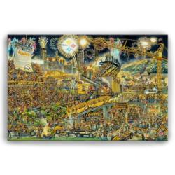 Pittsburgh Steelers Look & Laugh Puzzle