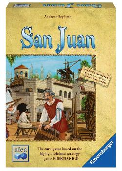 San Juan Strategy/Logic Games