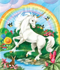 Unicorn Unicorns Children's Puzzles