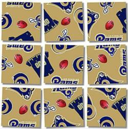 Los Angeles Rams NFL Football Non-Interlocking Puzzle