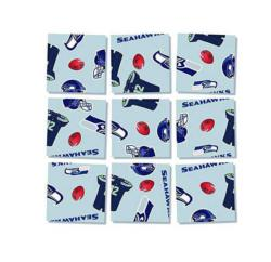Seattle Seahawks NFL Football Non-Interlocking Puzzle