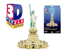 Mini Statue of Liberty Statue of Liberty 3D Puzzle