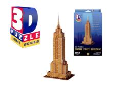 Mini Empire State Building New York 3D Puzzle