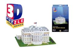 Mini White House United States 3D Puzzle