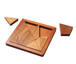 Archimedes Wooden Jigsaw Puzzle