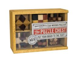 Puzzle Chest Brain Teaser