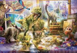 Dinosaurs Come to Life Dinosaurs Children's Puzzles