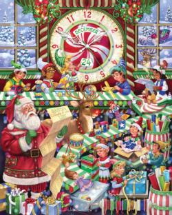 Toyland Christmas Jigsaw Puzzle