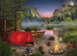 Wilderness Trip - Scratch and Dent Nature Jigsaw Puzzle