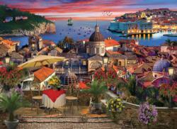 Dubrovnik Landscape Jigsaw Puzzle