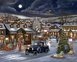 Rejoice in Christmas Winter Jigsaw Puzzle