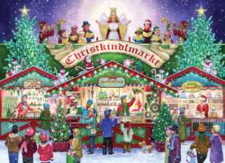 Christkindlemarkt Christmas Jigsaw Puzzle