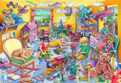 Play Room Domestic Scene Children's Puzzles