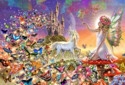 Fairyland Fairies Jigsaw Puzzle
