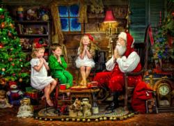 Christmas Wishes - Scratch and Dent Christmas Jigsaw Puzzle