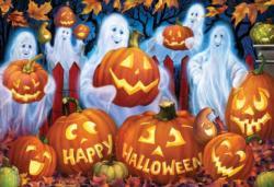 Happy Halloween Halloween Jigsaw Puzzle