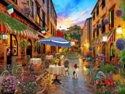 Biking Through Italy Italy Jigsaw Puzzle