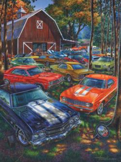 Room for One More? Cars Jigsaw Puzzle