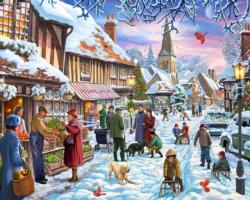 Winter Stroll Winter Jigsaw Puzzle