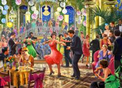 The Charleston Dance Jigsaw Puzzle