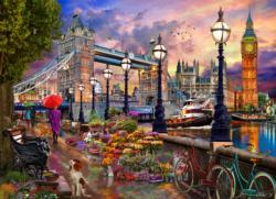 London Promenade  London Jigsaw Puzzle