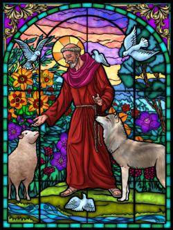 St. Francis of Assisi  Religious Jigsaw Puzzle