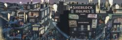 Sherlock Holmes Movies / Books / TV Panoramic Puzzle