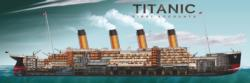 Titanic First Accounts Titanic Panoramic Puzzle