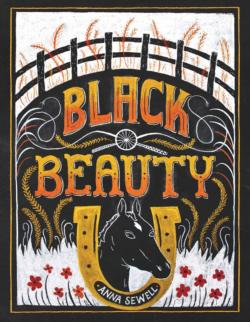 Black Beauty Movies / Books / TV Children's Puzzles