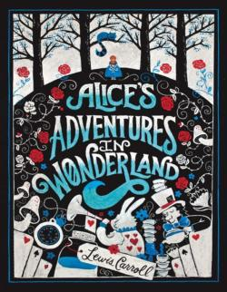 Alice in Wonderland Movies / Books / TV Children's Puzzles