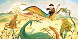 Dinosaur Dream - Scratch and Dent Dinosaurs Children's Puzzles