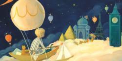 Dream Traveler Cartoons Children's Puzzles