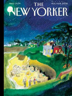 Future Memories (The New Yorker) Magazines and Newspapers Jigsaw Puzzle